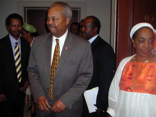 Ethiopian National United Front ENUF Progressive Ethiopian
